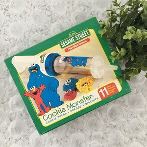 Hamilton Beach Sesame Street Cookie Press